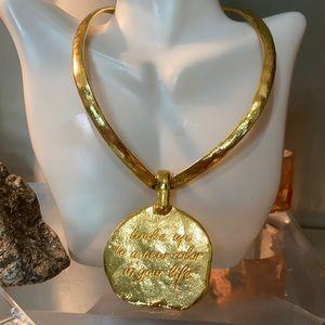 Beautiful Jeanne Cecil de Paris necklace